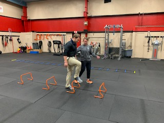 dynamic balance activity in physical therapy